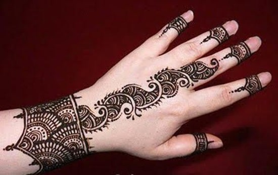 Photo of 25 New Mehndi Designs of 2018 Simple & Easy