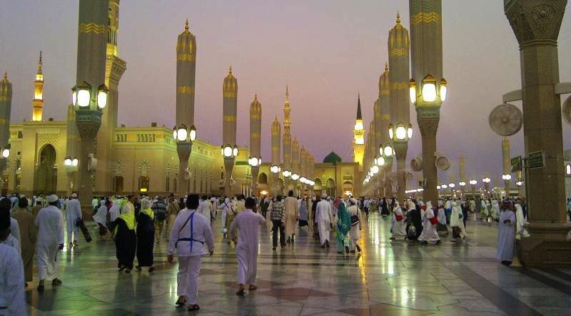 Photo of Holy Places of Islam in Makkah and Madinah