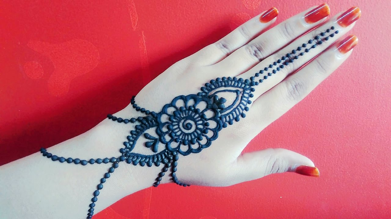 Photo of 75 New & Latest Mehndi Designs 2019 – 2020 Simple & Easy