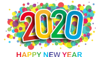 Photo of Happy New Year 2020