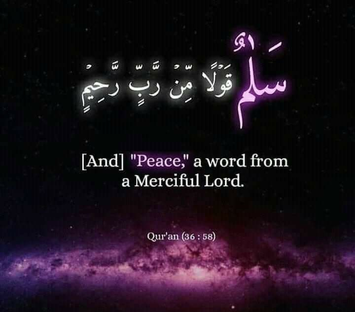 quran quotes on peace