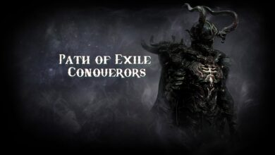 Path of Exile Conquerors