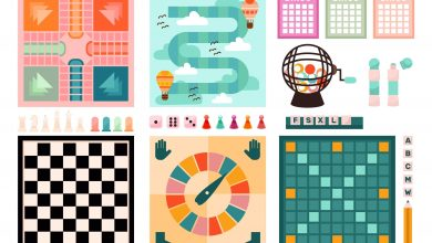 playing board games for kids